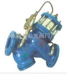 弘光YQ98001过滤活塞式减压阀,水利阀
