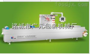 DZDL-500DZDL-520鴨蛋拉伸膜全自動真空包裝機廠家