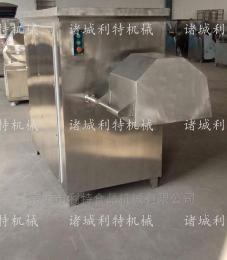 JRJ-300利特全自动冻鲜肉绞肉机 颗粒肉馅加工设备