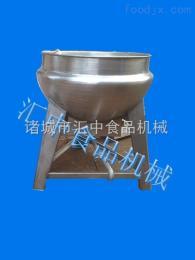 200升不锈钢固定式熬糖锅