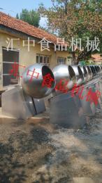 YX--900型糖果機械 糖果成型機 圓球式糖果包衣拋光 休閑食品掛漿