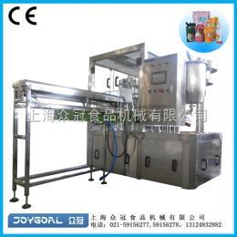 ZLD-4A冰淇淋自立袋包装机/调味品自立袋灌装旋盖机