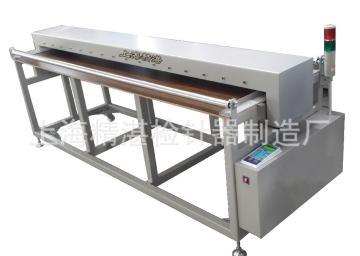 廠家定制:無紡布專用金屬檢測儀 無傳動檢針機 流水線驗針機 刺毛布檢針