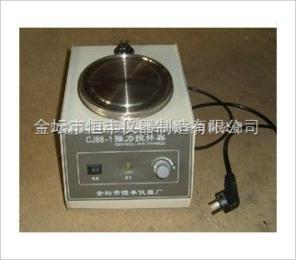 CJ88-1大功率磁力搅拌器(不锈钢工作台面)