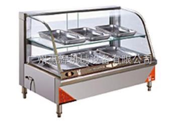 KT-RD-988A展示柜 熟食保温柜 熟食保温展示柜