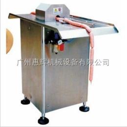 ZG-1型半自动单条香肠线扎机 热狗线扎机