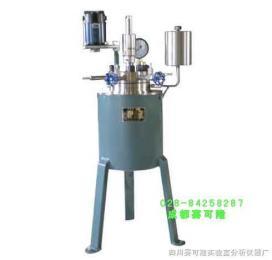 2L夹套加热高压釜-试验反应釜-树脂反应釜-成都赛可隆