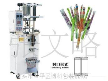 果冻条食品包装机