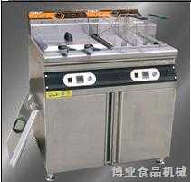 博业双缸四筛立式电炸炉BY-86-2