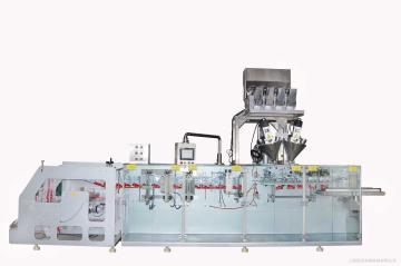 IM180-Z全自动自立袋包装机