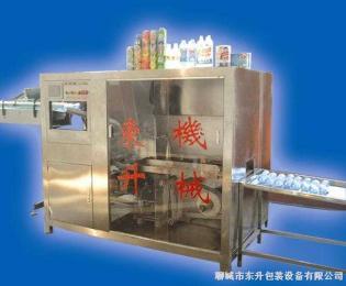 DS-III全自动热熔胶洗洁精瓶贴标机