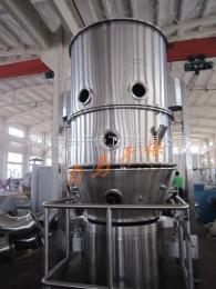 FG-400立式沸騰干燥設備結構介紹
