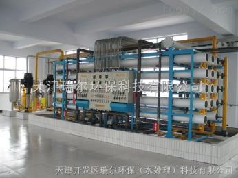 电子电镀行业超纯水设备