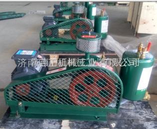 HCC啓正低耗能污水處理回轉式鼓風機/滑片風機,浙江風機生產廠家