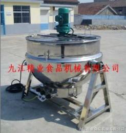 JYG-500电加热搅拌夹层锅18607022980