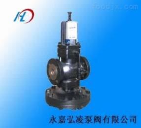 25P高性能蒸汽减压阀,导阀型隔膜式减压阀,法兰式蒸汽减压阀