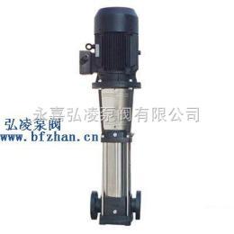 QDL轻型多级离心泵 轻型多级泵 不锈钢管道泵 不锈钢多级泵