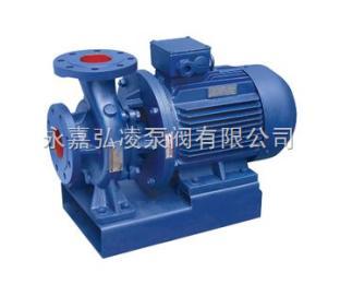 ISW型单级离心泵,卧式离心泵,管道离心泵,离心水泵,单吸离心泵