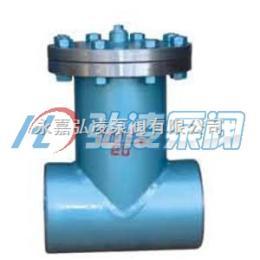 过滤器价格:对焊连接直流式T型过滤器