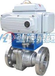 球阀型号:Q641F/PPL型不锈钢气动球阀 气动O型球阀