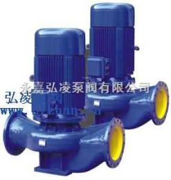 管道泵厂家:ISG型立式管道泵 不锈钢管道泵