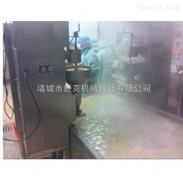 SRW-01商用油炸肉丸子机全套制丸设备