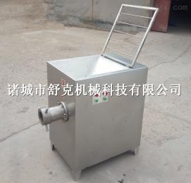 SKJR100XD火鍋涮烤丸子原料絞肉機大型凍肉專用