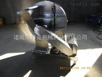 SKPR960大型冻肉刨肉机价格 冻肉盘破碎设备
