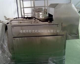 大型全自動凍肉切塊機