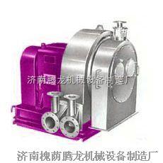 LWL-N卧式螺旋卸料过滤离心机
