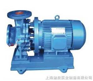 IHW型卧式管道离心泵
