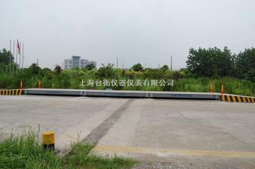 SCS绍兴100吨电子汽车衡