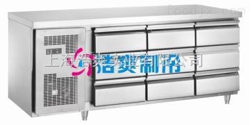 定做抽屉冷藏工作台多少钱_抽屉冷藏工作台厂家