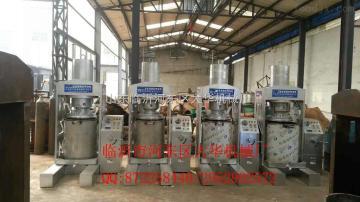 320山东多功能全自动液压榨油机