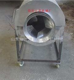 300型不銹鋼滾筒式瓜子炒貨機