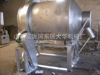 300-1000不銹鋼外壁旋轉臥式八寶粥攪拌機