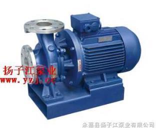 化工泵:ISWH化工不锈钢管道泵 卧式化工泵