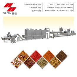 DS56/DZ65/DZ70犬粮宠物饲料生产线设备