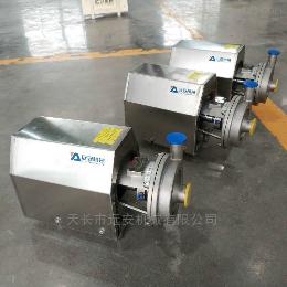 YAE10-26卫生级离心泵、乳品泵、耐高温泵德奎龙牌