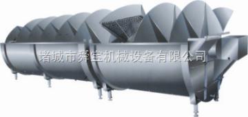 YLX25-40不锈钢螺旋预冷机选择舜宝选择放心