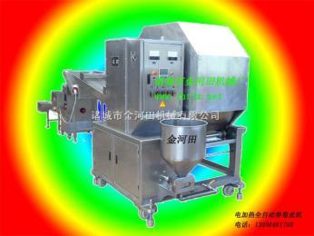 CPX450机械--全自动春卷皮机|立式打浆机