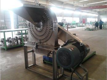 FS320山东不锈钢杂粮磨面机粉碎机