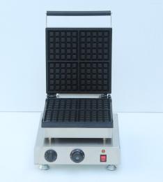 NP-483深格四片方形格子餅電熱烤餅機華夫爐設備
