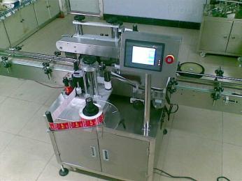 AC-1002T型锥形瓶双面贴标机