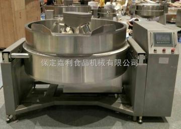 JL-XXKL-DC電磁炒鍋 電磁加熱餡料炒鍋