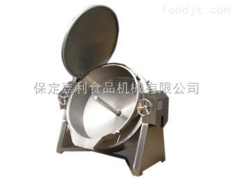 JL-DKGZ2015zui新电动可倾加盖蒸煮锅