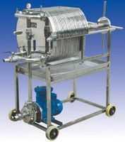 TY系列臥式板框過濾器