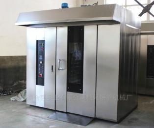HQ-100型32盘桃酥饼干机烘烤彩友彩票平台 节能型旋转炉