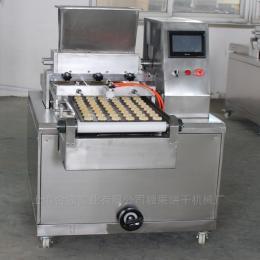 HQ-CK400曲奇蛋糕填充機 休閑曲奇餅干機 曲奇生產線