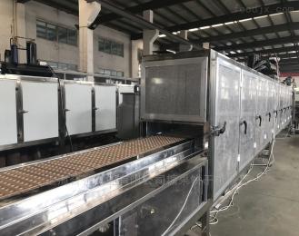 HQ-150~600糖果机械 伺服软糖浇注生产线